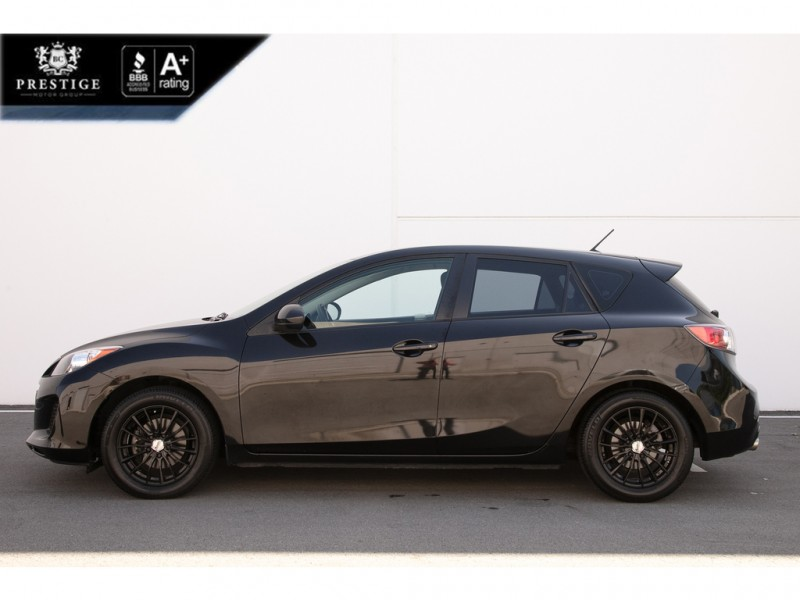 Mazda Mazda3 2012 price $8,855