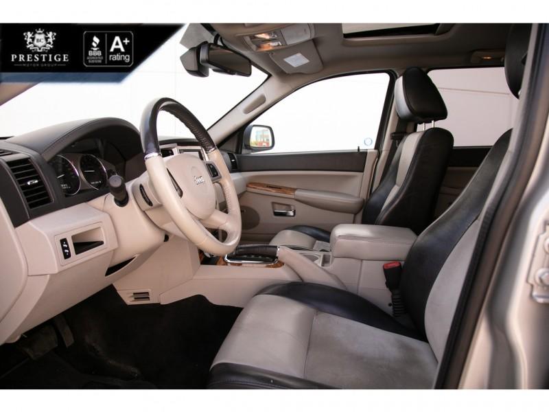 Jeep Grand Cherokee 2010 price $8,999