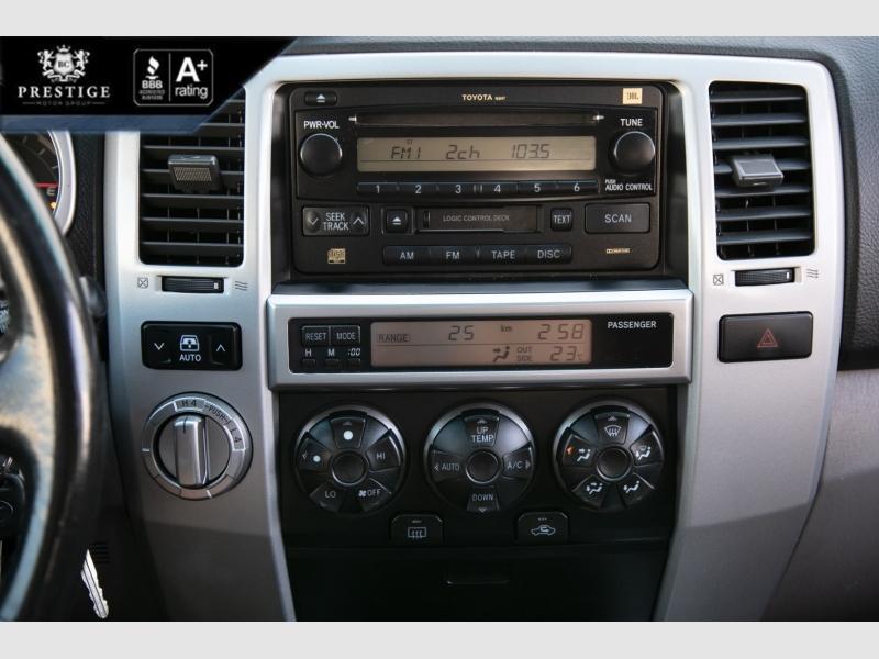 Toyota 4Runner 2003 price $18,900