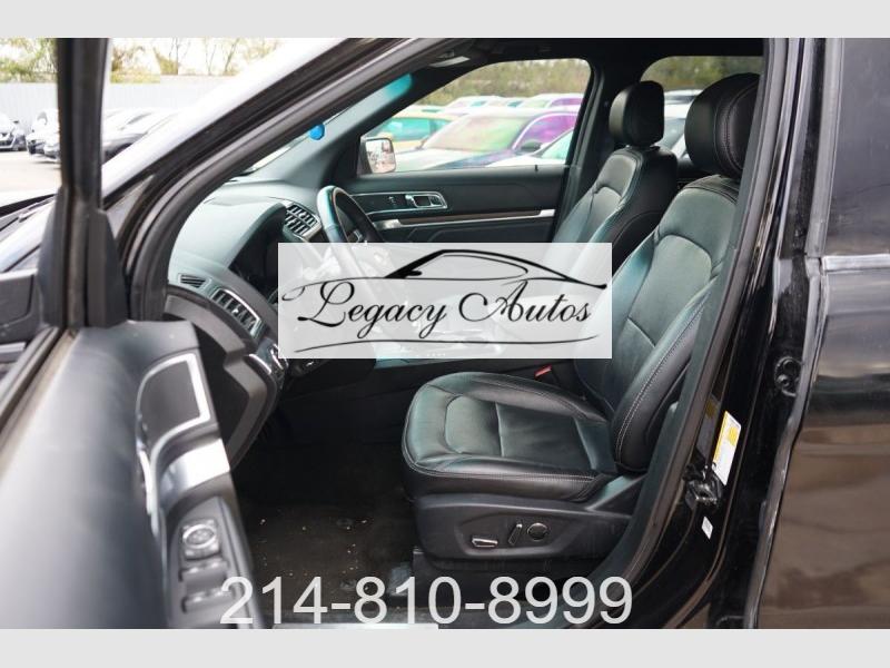 Ford Explorer 2016 price $17,495