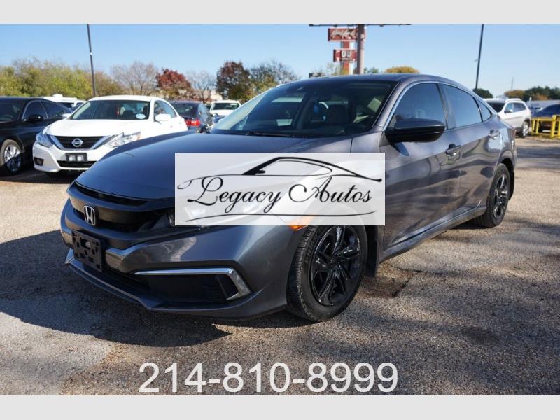 Honda Civic Sedan 2019 price $15,995