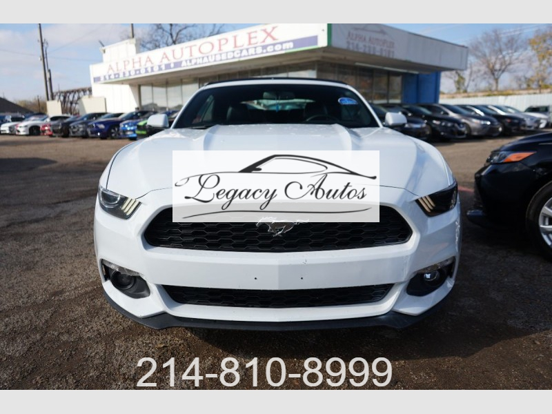 Ford Mustang 2016 price $17,595