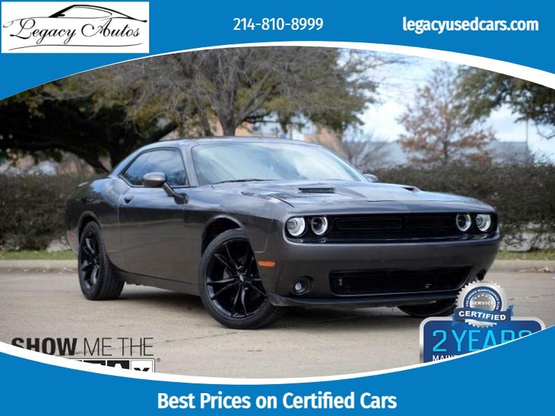 Dodge Challenger 2017 price $19,995