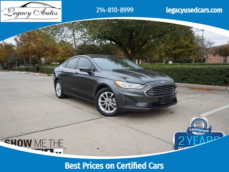 Ford Fusion 2019 price $15,995