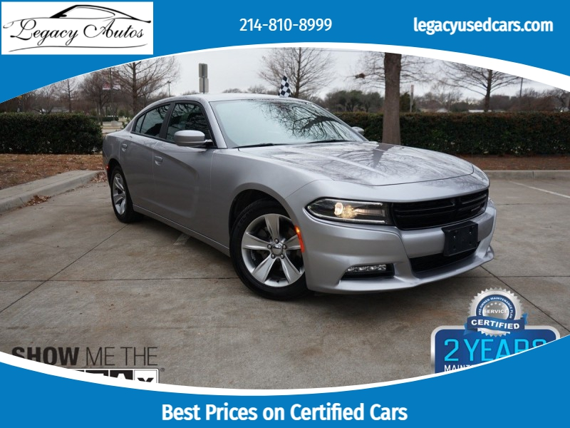 Dodge Charger 2018 price $20,995