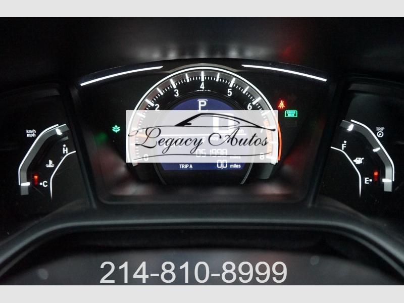 Honda Civic Coupe 2017 price $16,495
