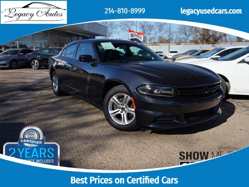 Dodge Charger 2019 price $26,995