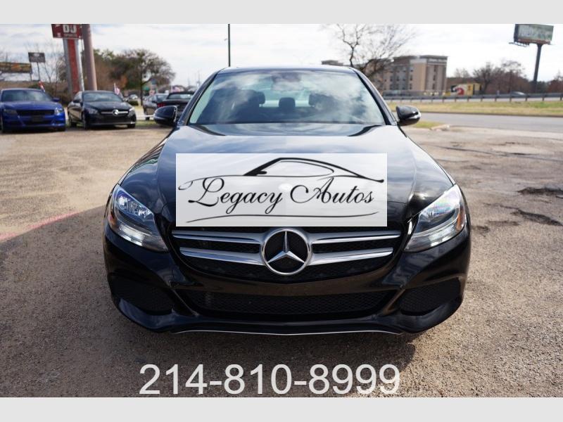 Mercedes-Benz C 300 2016 price $21,995