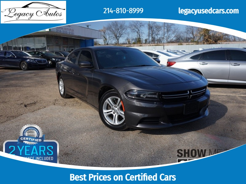 Dodge Charger 2017 price $20,495