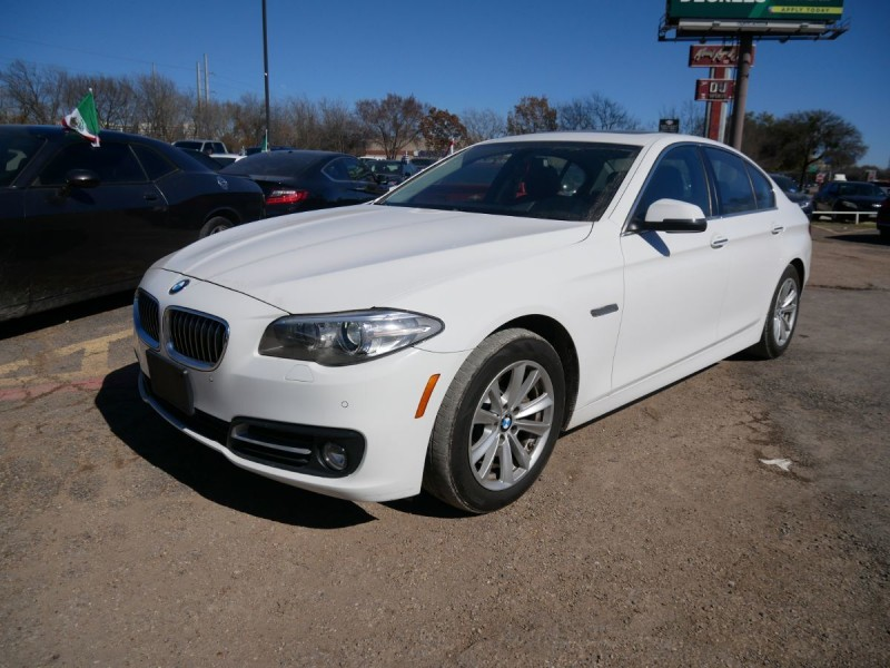 BMW 5 Series 2015 price $16,995