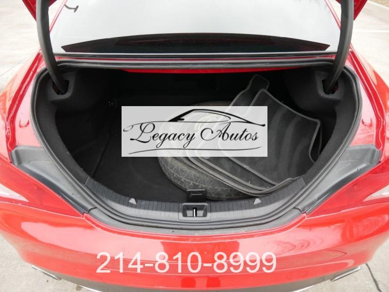 Mercedes-Benz CLA 250 2016 price $20,995