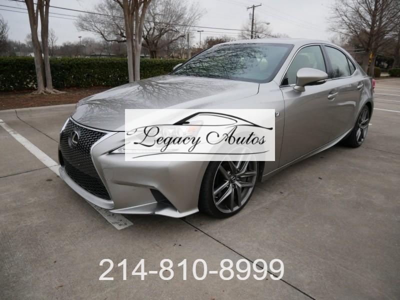 Lexus IS 200t 2016 price $24,995