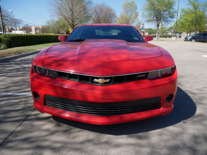 Chevrolet Camaro 2015 price $18,995
