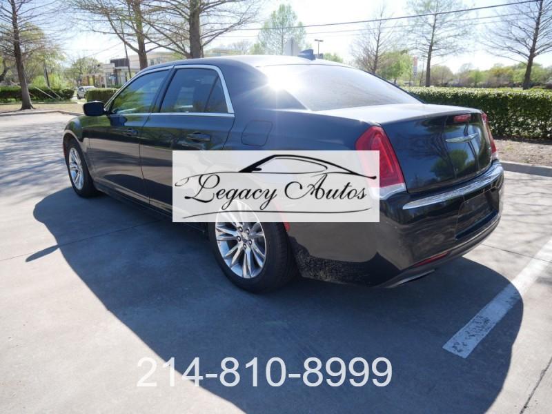 Chrysler 300 2018 price $21,495