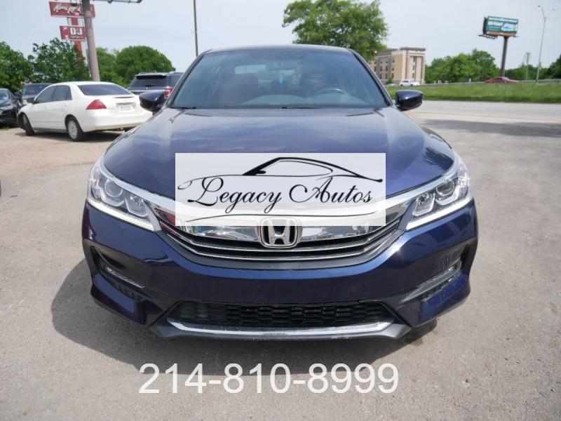 Honda Accord Sedan 2017 price $19,495
