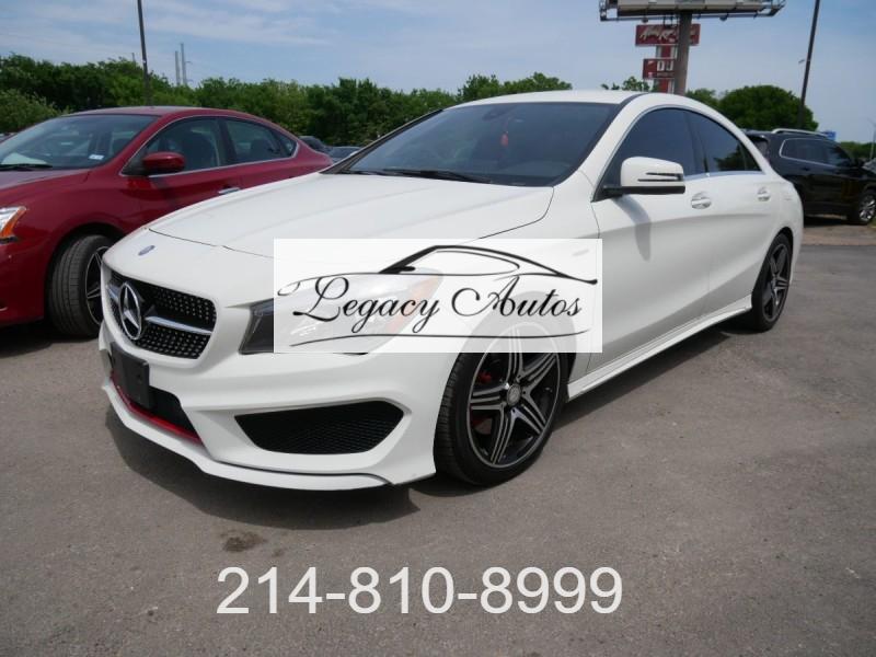 Mercedes-Benz CLA 250 2015 price $23,495