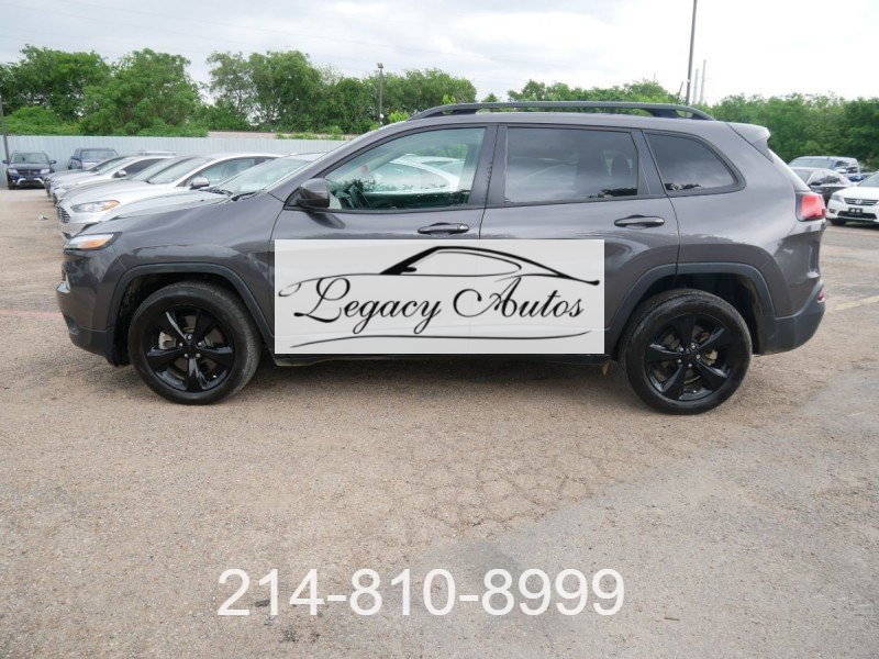 Jeep Cherokee 2018 price $18,995