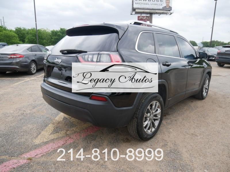 Jeep Cherokee 2019 price $18,995