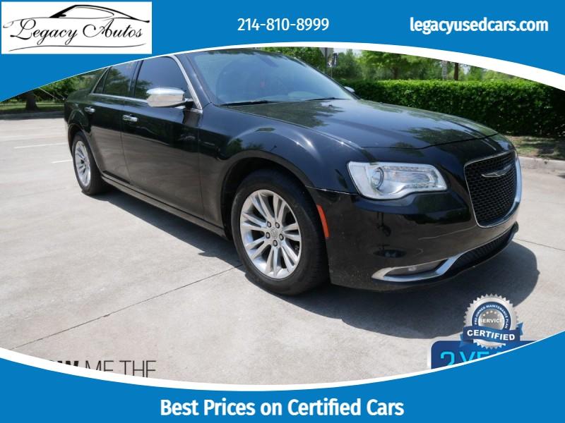 Chrysler 300 2016 price $19,995