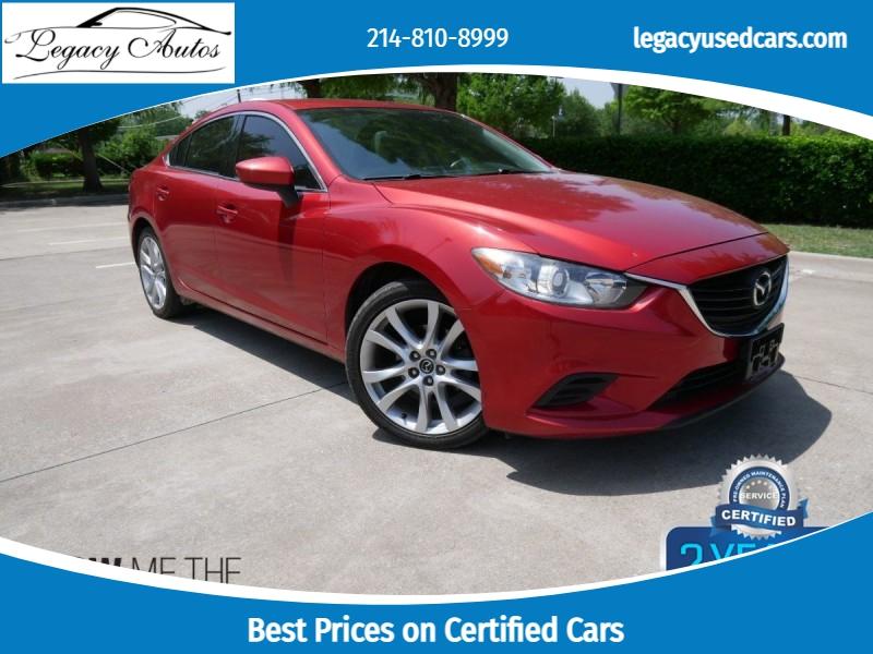 Mazda Mazda6 2016 price $16,495