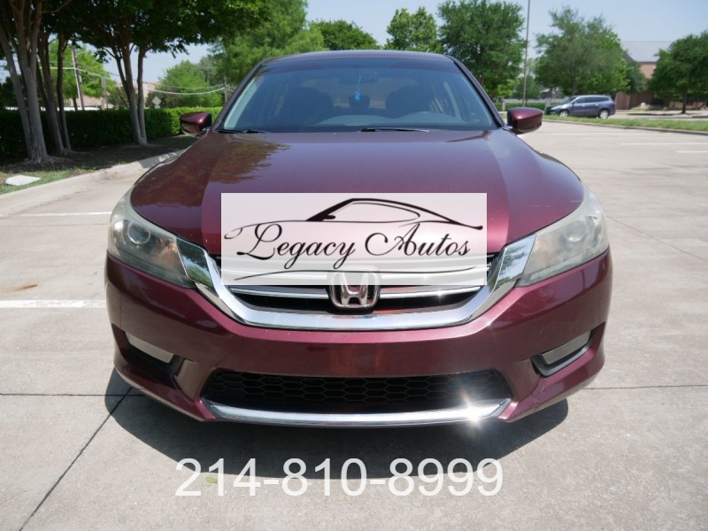 Honda Accord Sedan 2015 price $15,995