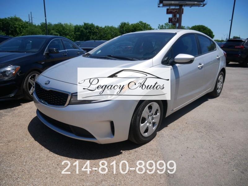 Kia Forte 2017 price $14,995