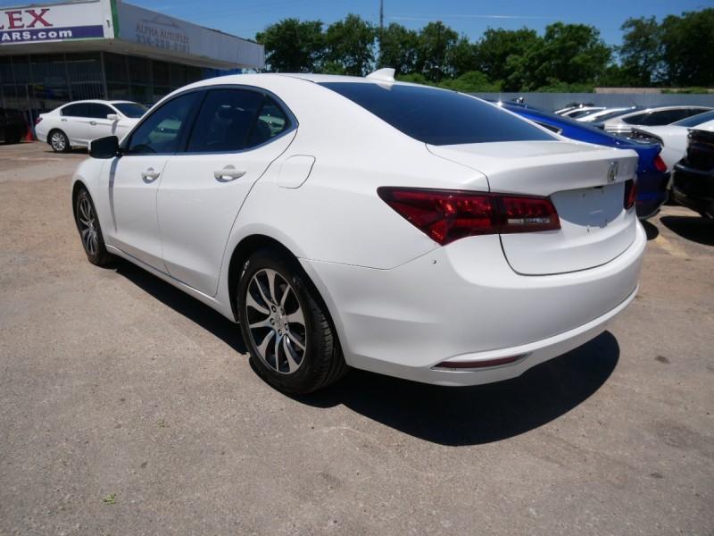 Acura TLX 2016 price $20,495