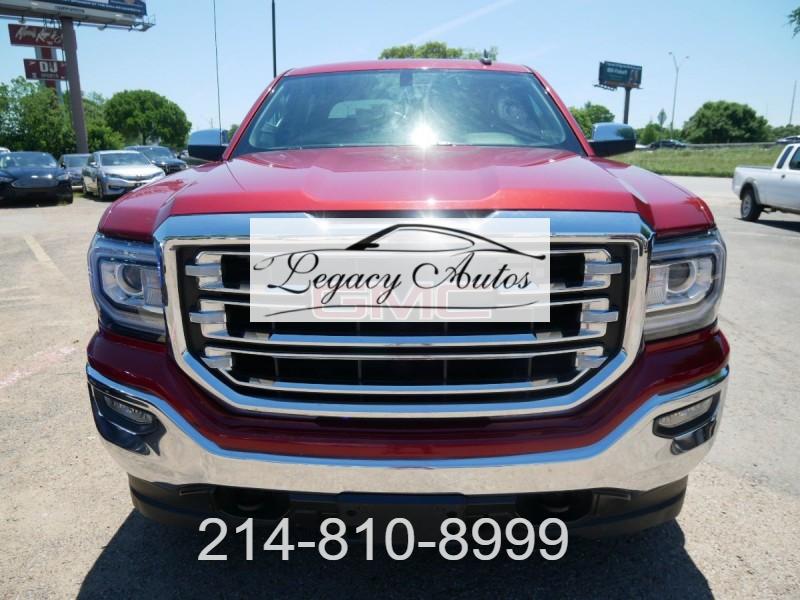 GMC Sierra 1500 2018 price $44,695