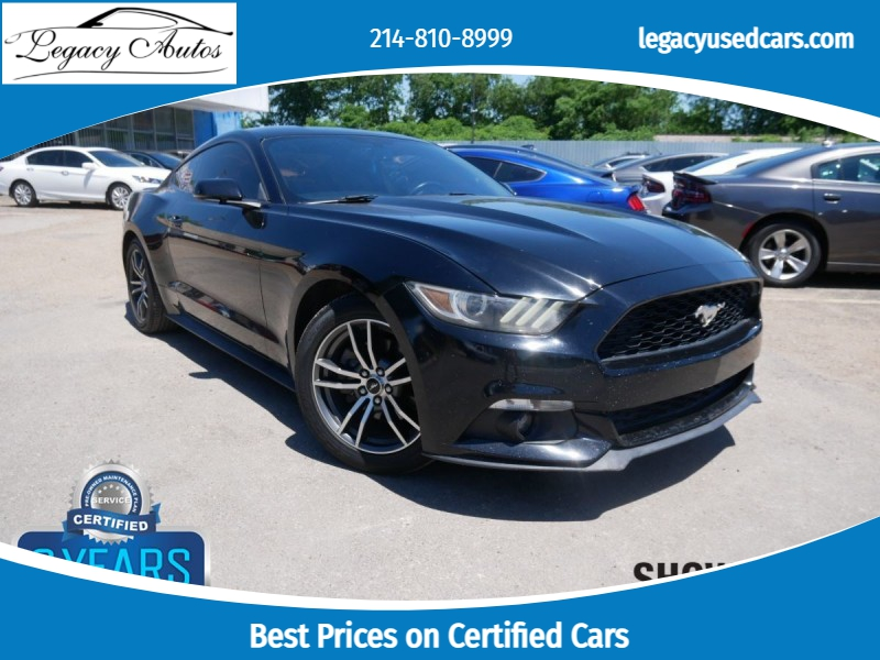 Ford Mustang 2016 price $23,495
