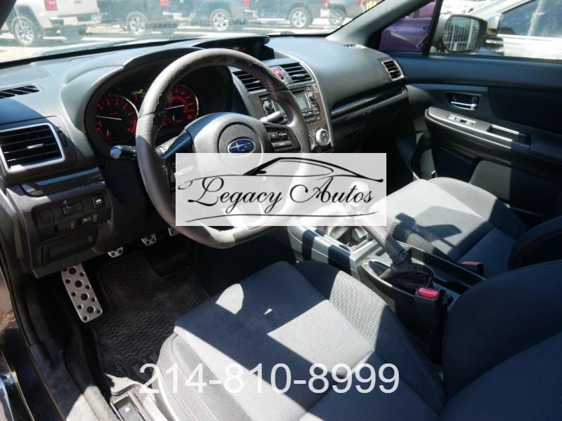 Subaru WRX 2015 price $21,995