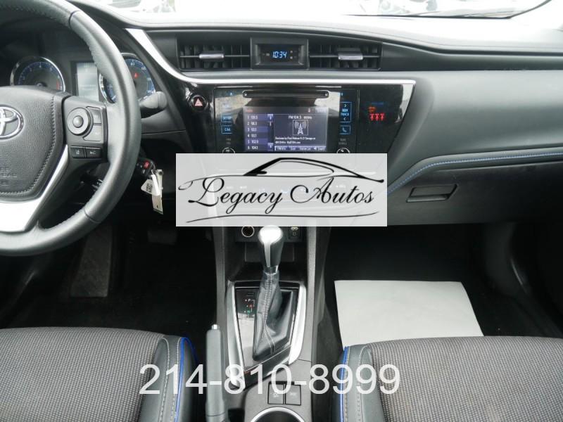 Toyota Corolla 2018 price $18,495