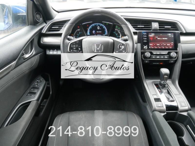 Honda Civic Hatchback 2019 price $24,995