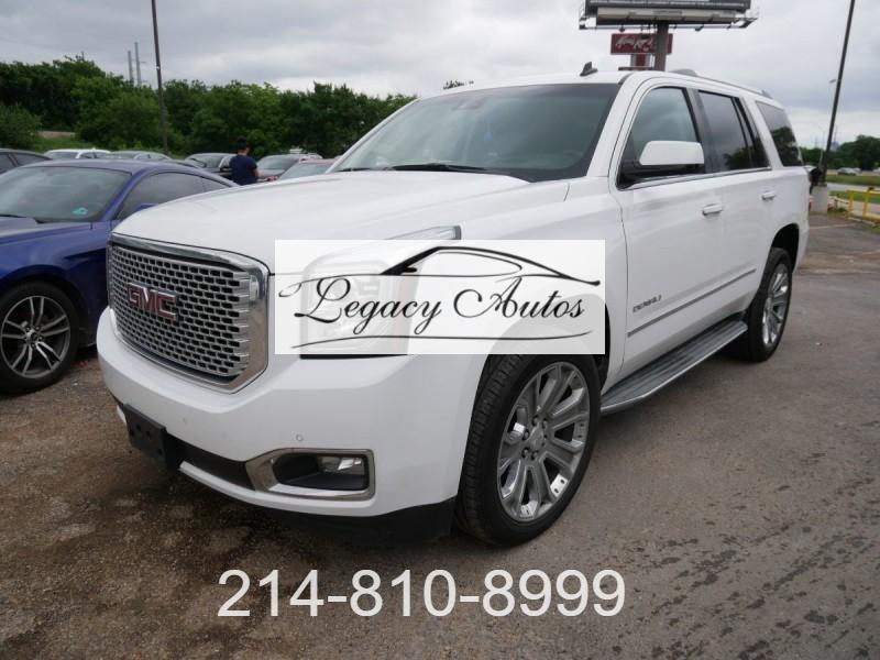 GMC Yukon 2015 price $42,250