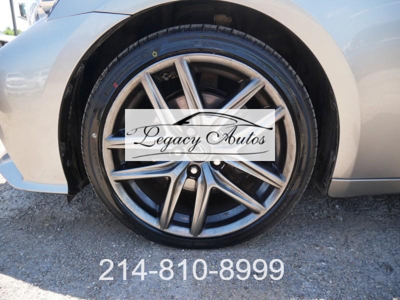 Lexus IS 250 2015 price $26,995