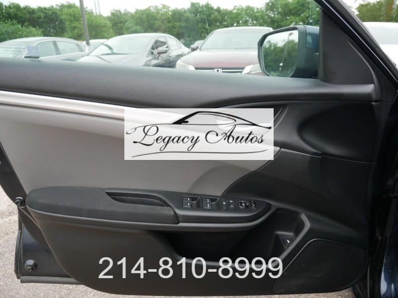 Honda Civic Sedan 2018 price $21,995