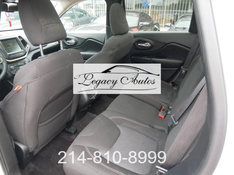Jeep Cherokee 2017 price $20,995
