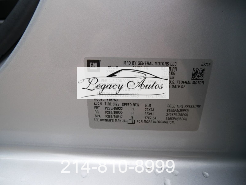 GMC Sierra 1500 2015 price $33,495
