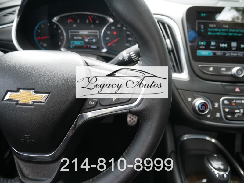 Chevrolet Malibu 2016 price $21,495
