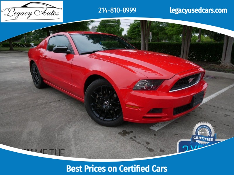 Ford Mustang 2014 price $17,495