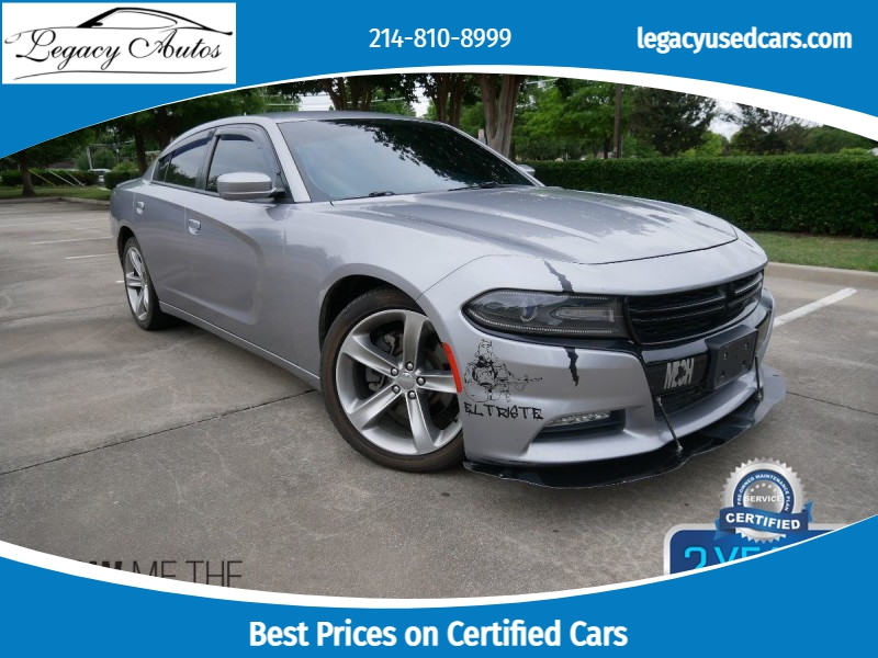 Dodge Charger 2017 price $28,995