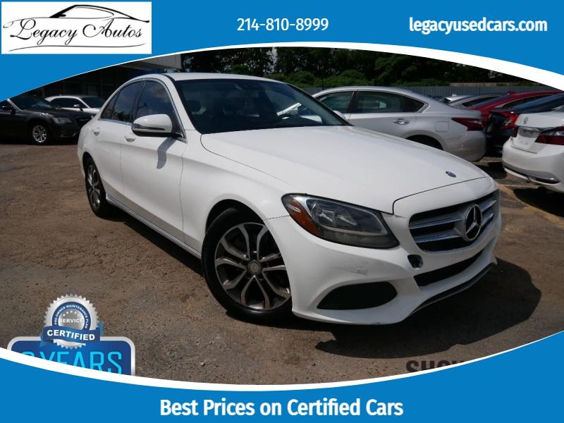 Mercedes-Benz C 300 2016 price $26,995