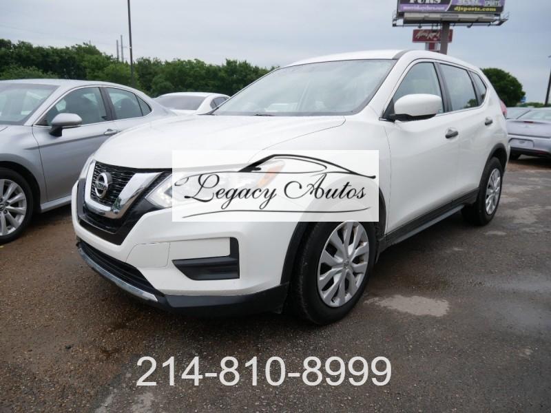 Nissan Rogue 2017 price $18,495