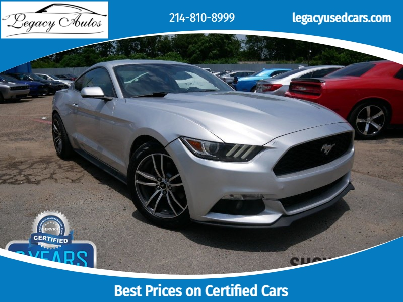 Ford Mustang 2017 price $25,995
