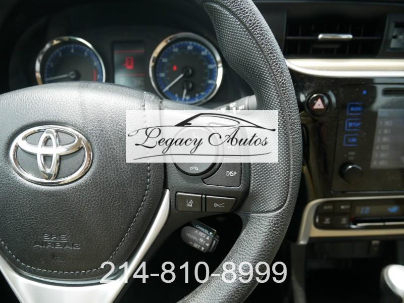 Toyota Corolla 2017 price $18,495