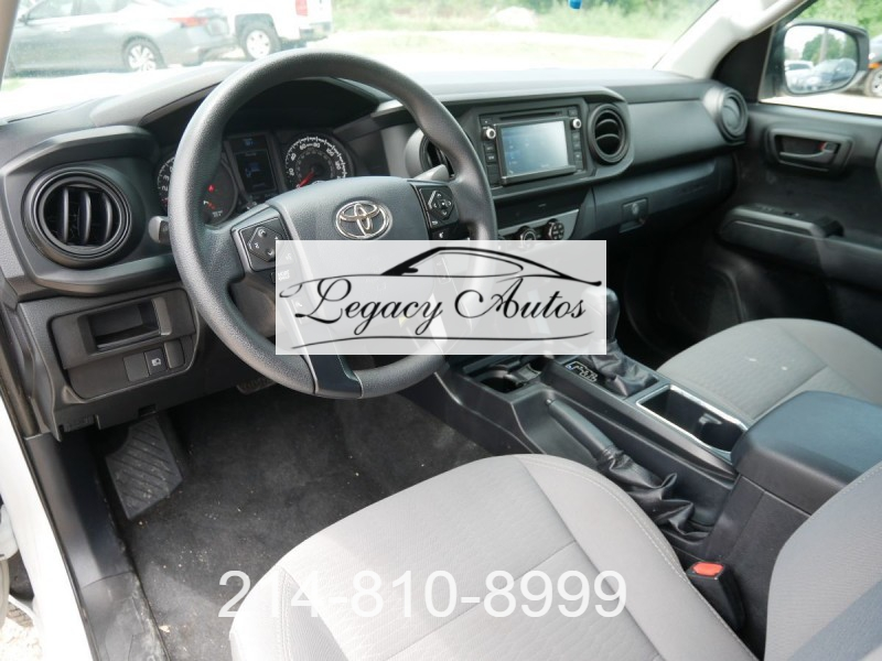 Toyota Tacoma 2WD 2019 price $30,995