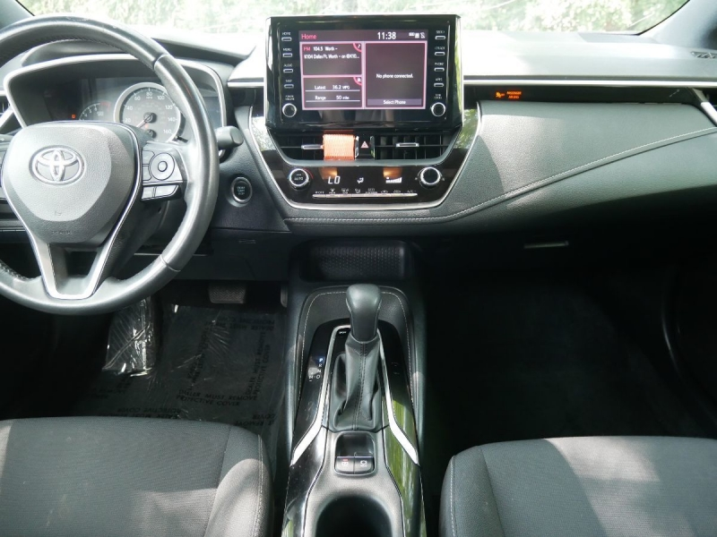 Toyota Corolla Hatchback 2019 price $21,495