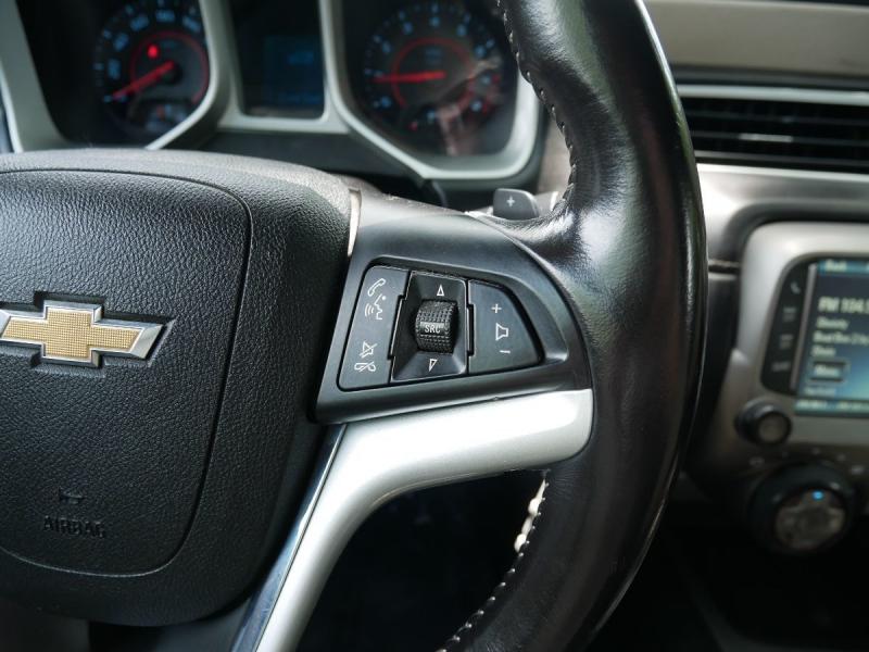 Chevrolet Camaro 2015 price $21,495