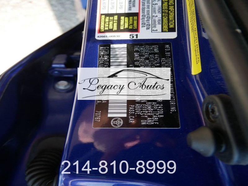 Toyota Camry 2018 price $23,295