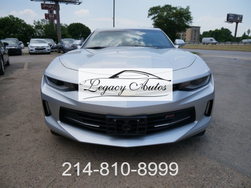 Chevrolet Camaro 2017 price $28,995