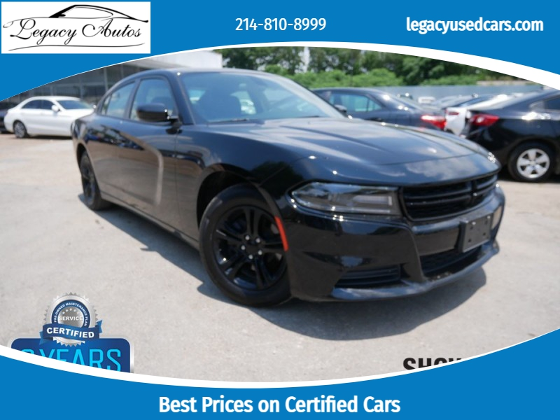 Dodge Charger 2019 price $32,995